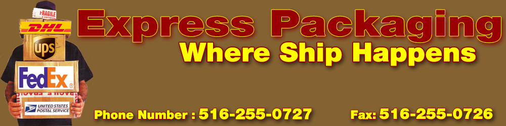 Express Packaging | Oceanside, NY | 516-255-0227